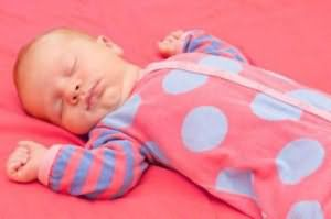 норма сна новорожденного