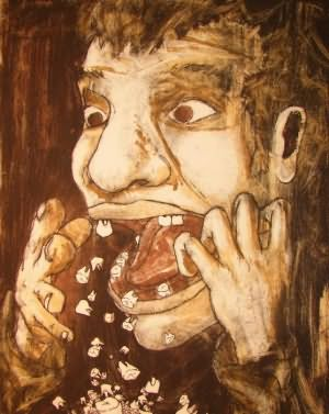 во сне выпадают зубы без крови