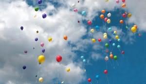 к чему снится красный воздушный шарик