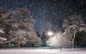 К чему снится снег по соннику