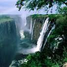 приснился водопад