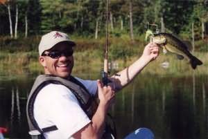 Ловить рыбу во сне на удочку