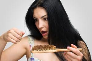 сонник выпавшие волосы