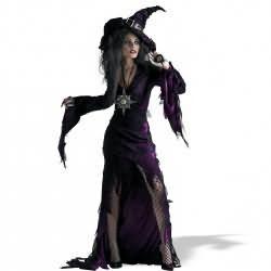 ведьма женщина практикующая магию
