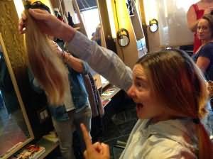 сонник стричь волосы у парикмахера