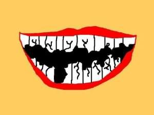 Приснилось что выпадают зубы