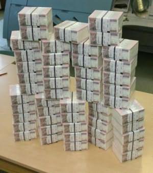 сон бумажные деньги много