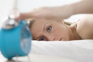 полное отсутствие сна