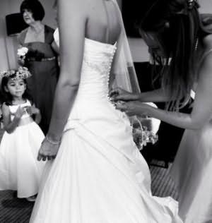 сон подготовка к собственной свадьбе