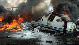 увидеть во сне авиакатастрофу