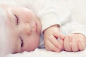 Правила детского сна