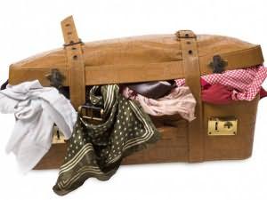 к чему снится чемодан на колесиках