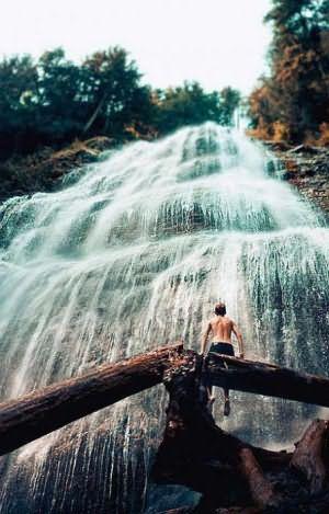 к чему снится водопад