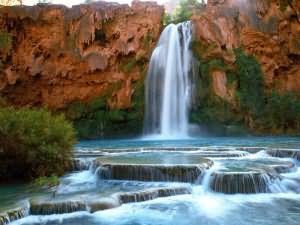 к чему снится вода водопад