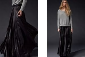 Сонник юбка черная