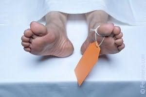 Покойник в гробу по соннику