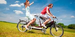 к чему снится ехать на велосипеде во сне