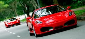 красная машина во сне