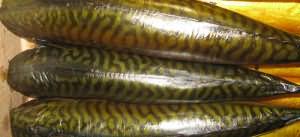 много копченой рыбы