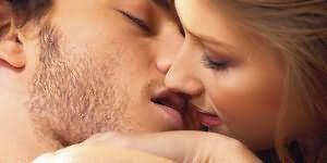 поцелуй с незнакомым парнем в губы