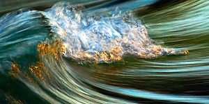 поток воды во сне
