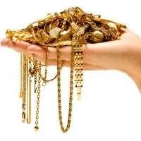 приснились золотые украшения