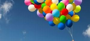 воздушные шарики во сне
