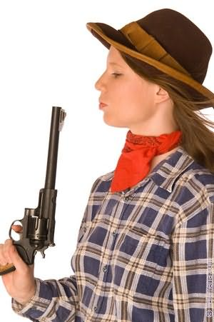 Застрелить человека по соннику